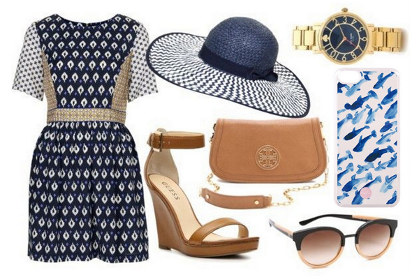 Style Guide: 5 Last Minute 4th of July Outfit Ideas {Backyard Soiree}