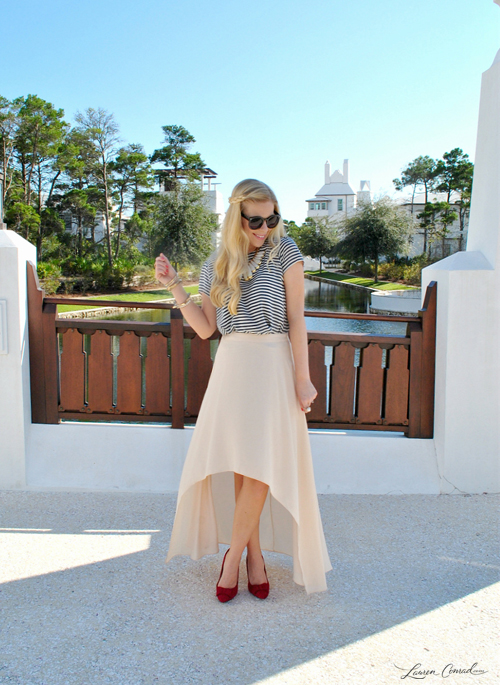 Style Guide: 5 Last Minute 4th of July Outfit Ideas {Terrace Party}