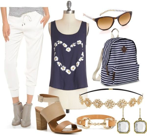 Style Guide: 5 Last Minute 4th of July Outfit Ideas {Waterside Fireworks}
