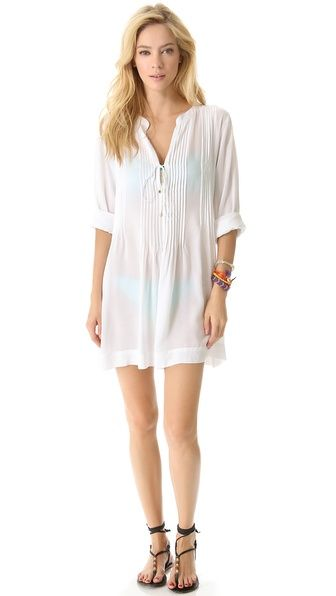 9seed Tulum Cover Up, $115
