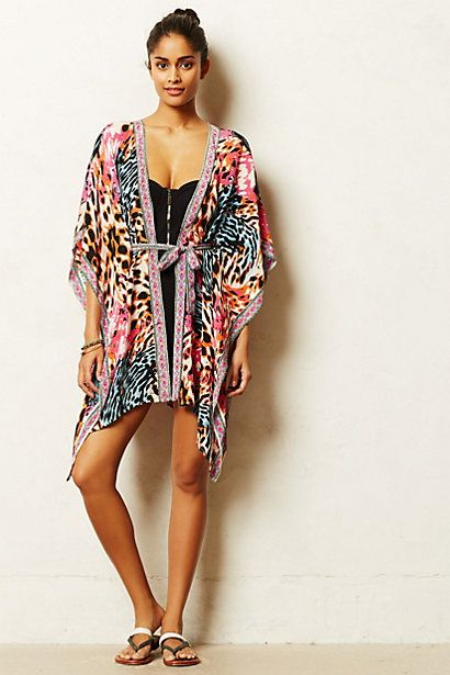 Anthropologie Mandara Cover Up, $199