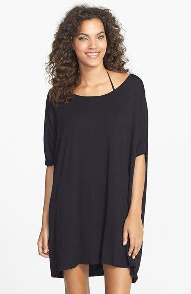 Becca Zip It Cover Up Tunic, $68