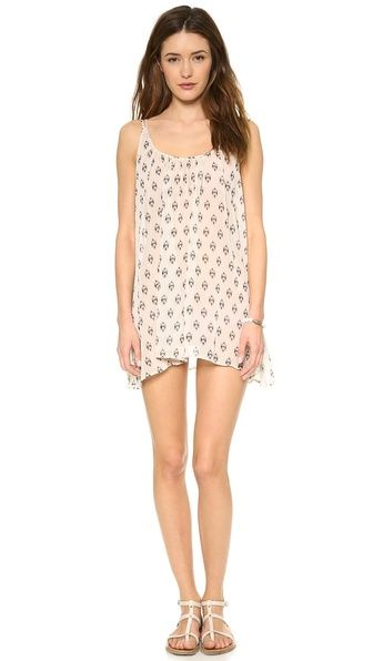 9 Speed St. Bart's Cover Up Dress, $104