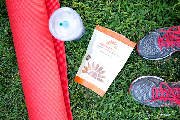 The Benefits of Smarter Snacking featuring NatureBox