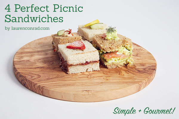 Recipe Box: 4 Perfect Picnic Sandwiches