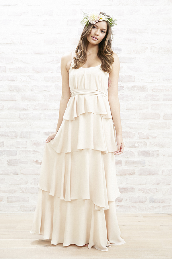 Wedding Bells: The New Paper Crown Bridesmaids Collection