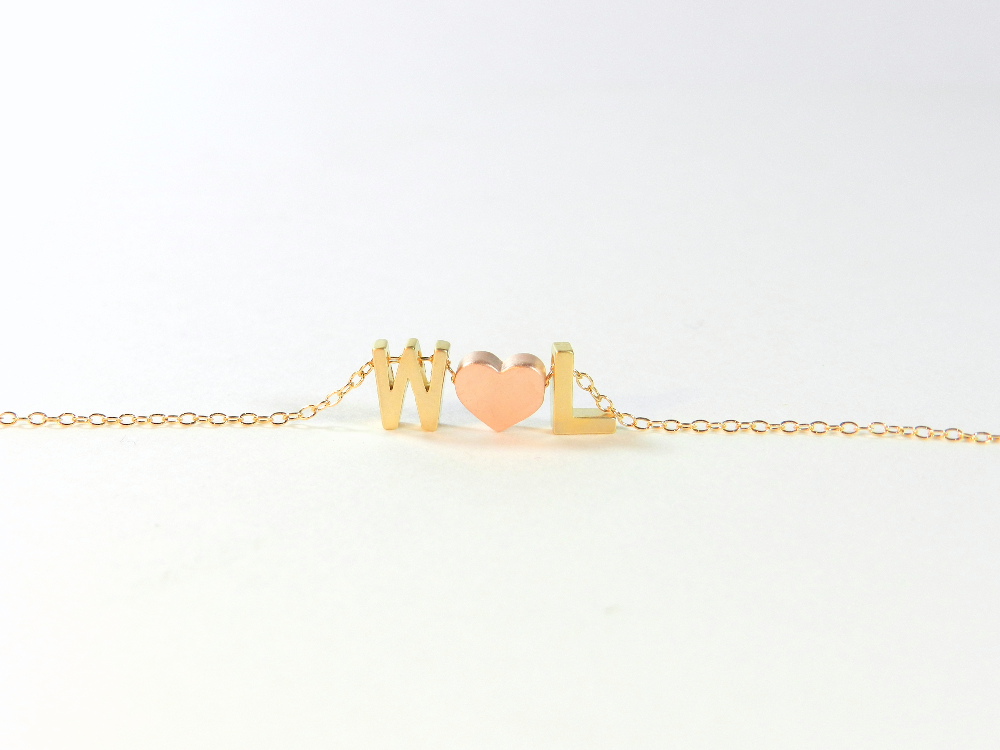 sweethearts necklace from bip & bop