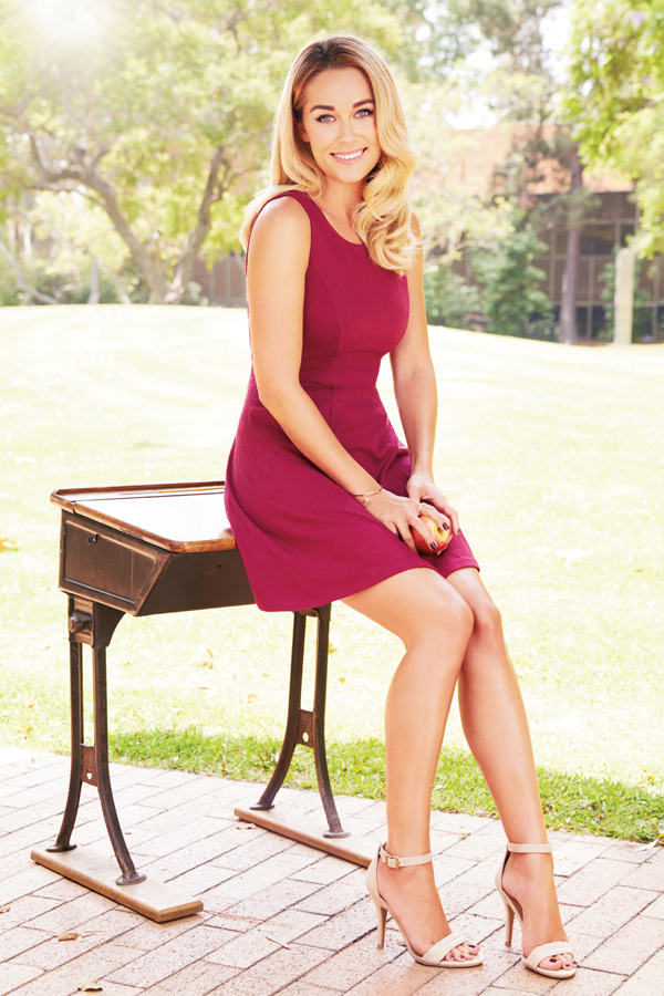 Lauren Conrad's August Kohl's Collection