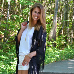 Chic of the Week: Nichole's Cute Kimono