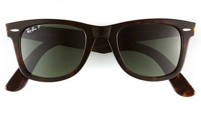 Ray-Ban Classic Wayfarer Polarized Sunglasses