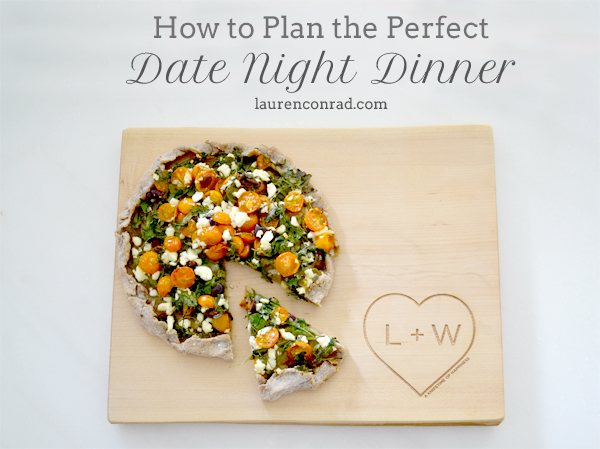 Good Eats: How to Plan a Delicious Date Night Meal
