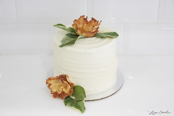 Edible Obsession Pineapple Flower Cake Toppers