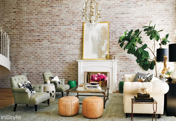 Here & There: My InStyle Home Tour!