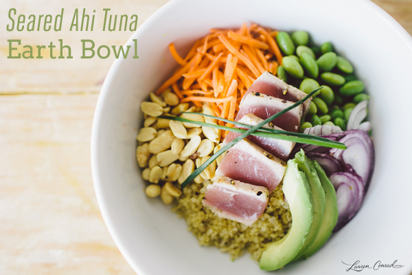 Good Eats: Healthy Earth Bowl Recipes