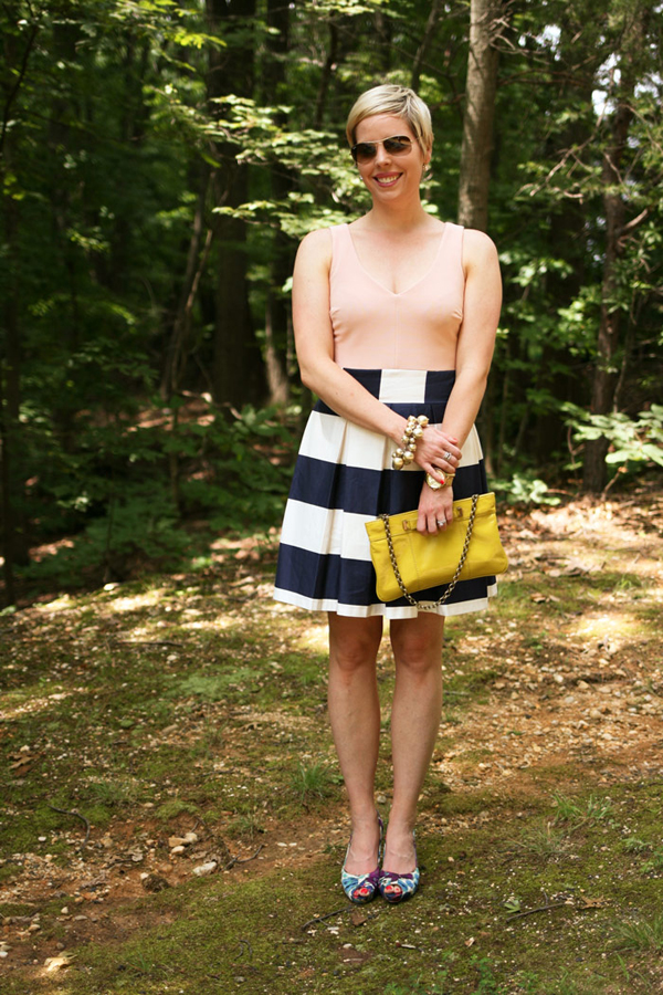 Chic of the Week: Erica's Nautical Number