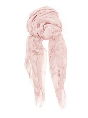 Joe's Jeans Breast Cancer Awareness Scarf, $78