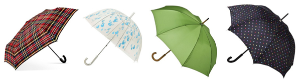 Rain Check: 3 Rainy Day Must-Haves