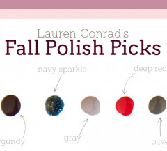 Nail Files: My Fall Polish Picks