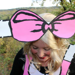 Halloween DIY: Beverlee's Paper Doll Costume