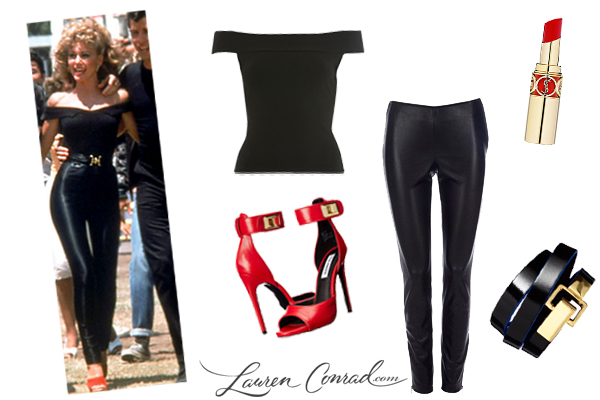 Sandy from Grease  sc 1 st  Lauren Conrad : greaser halloween costume ideas  - Germanpascual.Com