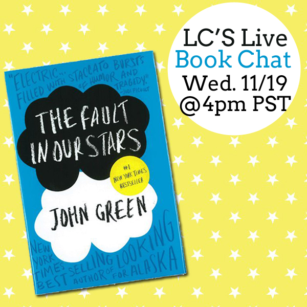Book Club: RSVP to My Live Chat