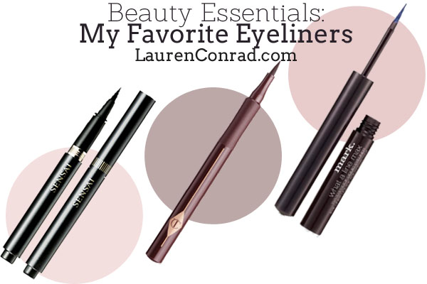 Beauty Essentials: My Favorite Eyeliner