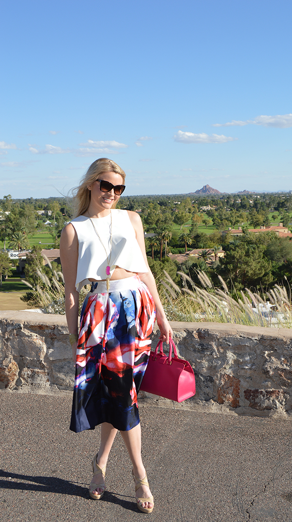 Chic of the Week: McKenna's Playful Prints