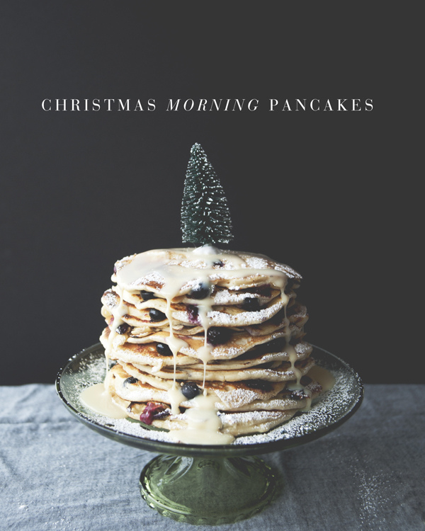 Recipe Box: Christmas Morning Pancakes
