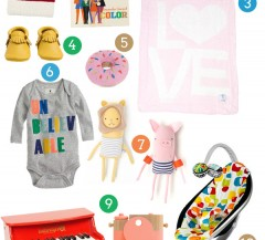 Gift Guide: For the Little Ones