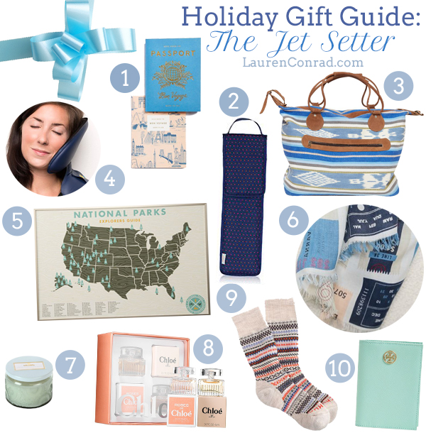 Gift Guide: For the Travel Bug