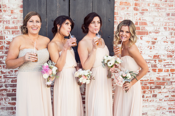 Wedding Bells: My Paper Crown + Bella Bridesmaids Interview