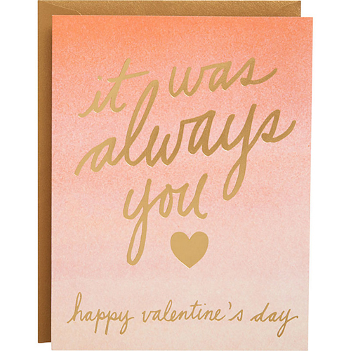 Tuesday Ten: The Sweetest Valentine's Day Cards