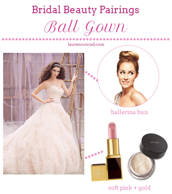 Wedding Bells: The Best Beauty Look to Match Your Gown