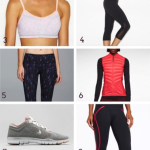 Tuesday Ten: Our Favorite Workout Wear