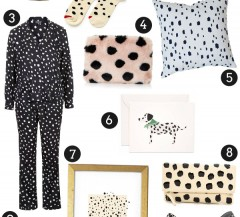 Currently Craving: Dalmatian Dots