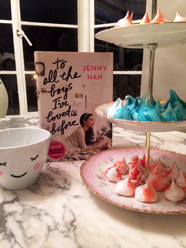 Edible Obsession: Book Club Meringue Kisses