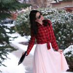 Chic of the Week: Sarah's Twirly Tulle