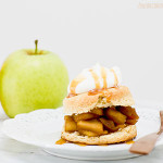 Edible Obsession: Apple Brandy Shortcakes