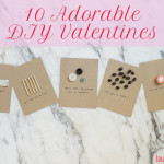 Tuesday Ten: Sweet DIY Valentines