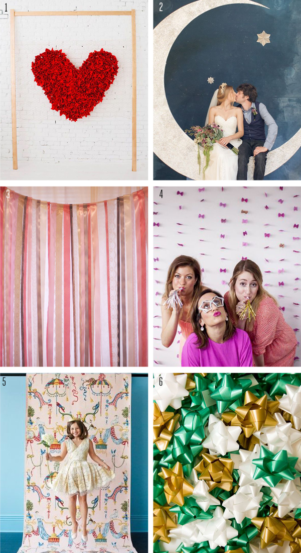 Wedding Bells The Best Diy Photo Booths