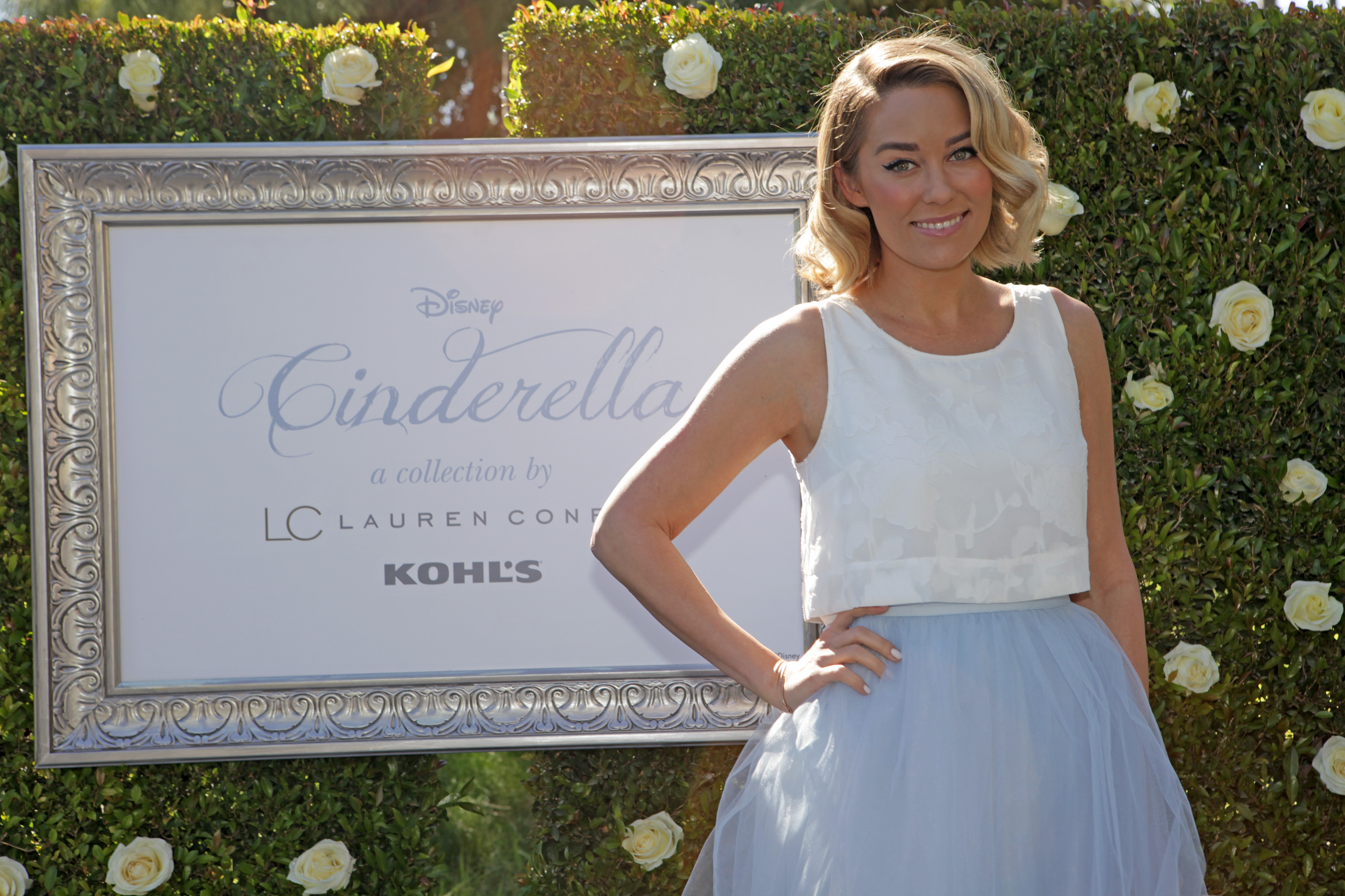 e871418ec66 Photo Diary  My Cinderella DIY Blogger Luncheon. Last week I celebrated the  launch of my Disney Cinderella collection for LC Lauren Conrad ...