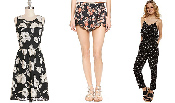Style Guide: 12 Budget-Friendly Floral Must-Haves