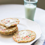 Edible Obsession: Marshmallow Sprinkle Sugar Cookies