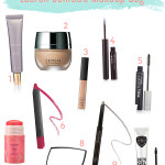 Tuesday Ten: What's In My Makeup Bag