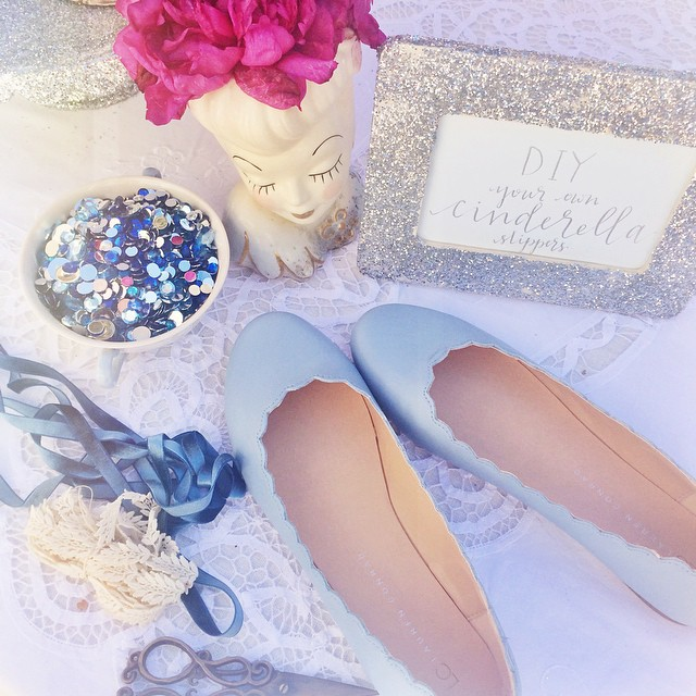 Photo Diary: My Cinderella DIY Blogger Luncheon
