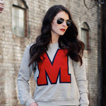 Chic of the Week: Haley's Cool Collegiate Style