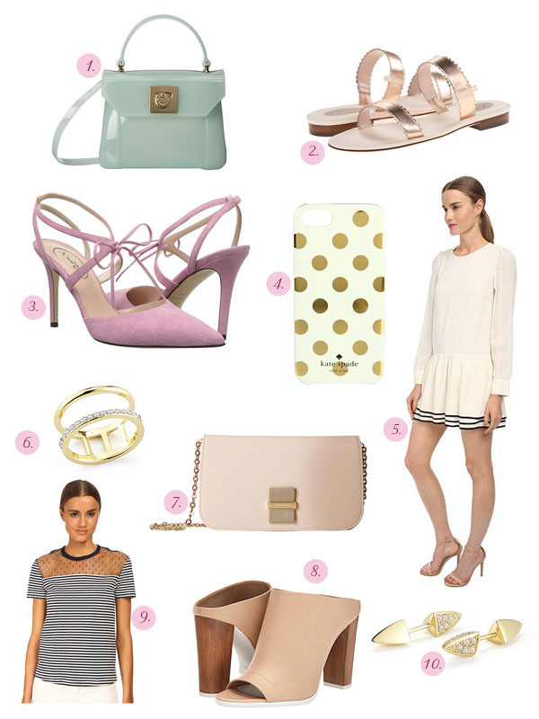LaurenConrad.com's Spring Shopping List