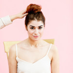 Beauty School: How to Create a Float-Worthy Top Knot