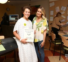 Lauren Conrad at Children's Hospital Los Angeles