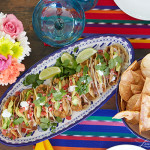 Recipe Box: Green Chili Chicken Tacos & Homemade Queso Dip